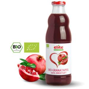 Bio Granatapfel Direktsaft